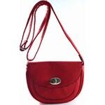 Červená kabelka Bella Marlen 2239