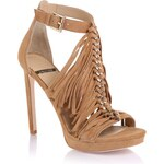 Guess Marciano Cassie Fringed Sandal