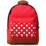 Červený batoh Mi-Pac Polkadot