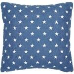 Povlak na polštář Star indigo 50x50 cm