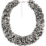 Loavies BLACK AND WHITE NECKLACE