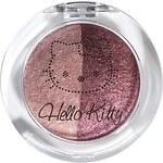Hello Kitty Cosmetics Duo duo oční stíny odstín Felicity Purple 0,8 g