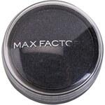 Max Factor Wild Shadow Pot oční stíny odstín 10 Ferocious Black (Eyeshadow) 4 g