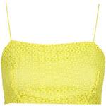Topshop Crochet Bralet
