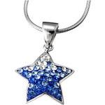Oliver Weber Náhrdelník Stella 7525-BLUE