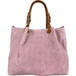 Alice & D růžové kabelky Belloza Rosa Vecchia Cubo