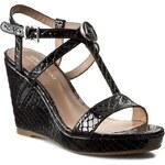 Sandály ARMANI JEANS - A55E5 38 12 Black