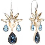 Guess Hollywood and Vine Chandelier Earrings
