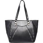 Černá kabelka New Look shopper