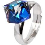Troli Prsten Cube 8 mm Bermuda Blue