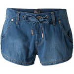C&A Damen Jeans-Shorts in blau von Clockhouse