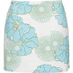 Topshop '60s Floral Print Pelmet Skirt