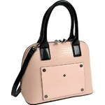 Dámská kabelka Doca 10160 - růžová