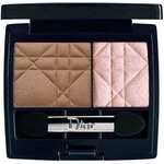 Dior Duo oční stíny 2 Couleurs (Matte and Shiny Duo Eyeshadow) 4,5 g 065 Black Out Look