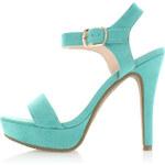 Tyrkysové sandály Refresh 60669 EUR38
