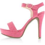 Růžové sandály Refresh 60669 EUR37