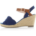 Modré platformové sandály Refresh 60673 EUR37