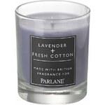Parlane Svíčka ve skle Levander & Cotton
