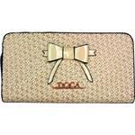 Dámská peněženka Doca 64042 - béžová