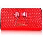 Dámská peněženka Doca 64042 - červená