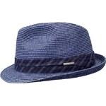 Stetson Dedham - modrý bavlněný panama klobouk