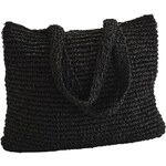 Plážová taška Paper Black