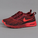 Nike WMNS Air Max Thea Jacquard team red / action red - black