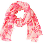 Tom Tailor wallpaper print shawl