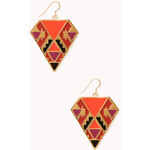 Forever 21 Out West Dangle Earrings