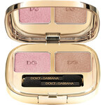 Dolce & Gabbana The Eyeshadow Duo 5g Oční stíny W - Odstín 80 Cinnamon