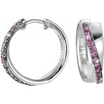 Esprit Náušnice ES-Brilliance Couple Pink ESCO91623D000