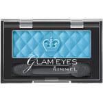 Rimmel London Glam Eyes Mono Eye Shadow 2,4g Oční stíny W - Odstín 122 Live Show