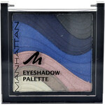 Manhattan Eyeshadow Palette 7,1g Oční stíny W - Odstín 2 Welcome To The Dark Side