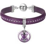 Esprit Náramek ES-Thriving Flora Plum Purple ESBR11435C190