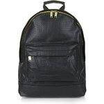 Topshop **Perforated Backpack by Mi-Pac