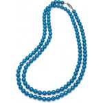 Oliver Weber Náhrdelník Perlen Combi Lapis Blue 4332-LBLU