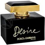Dolce & Gabbana The One Desire - parfémová voda s rozprašovačem - TESTER 75 ml
