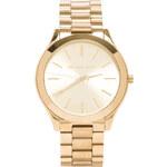 Michael Kors Slim Classic Watch in Metallic Gold