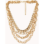 Forever 21 Luxe Layered Chain