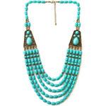 Forever 21 Boho Beaded Necklace