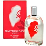 Benetton Rosso - toaletní voda s rozprašovačem 100 ml