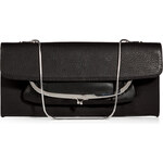 Maison Margiela Textured Leather Purse Pocket Clutch