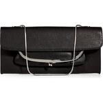 Maison Martin Margiela Textured Leather Purse Pocket Clutch