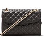 Rebecca Minkoff Diamond Quilt Mini Affair in Black