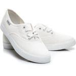 SPORT Lehké bílé tenisky - B036W-2 / S3-51P