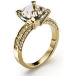 Oliver Weber Zásnubní prsten Princess 2459G 56 mm