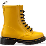 Dr. Martens Drench 8-Eye Rain Boot in Yellow