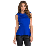Naven Amour Blouse in Blue