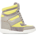 Marc by Marc Jacobs Sneaker Wedge in Yellow