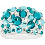 Troli Prsten Bubble Blue Zircon 50 mm